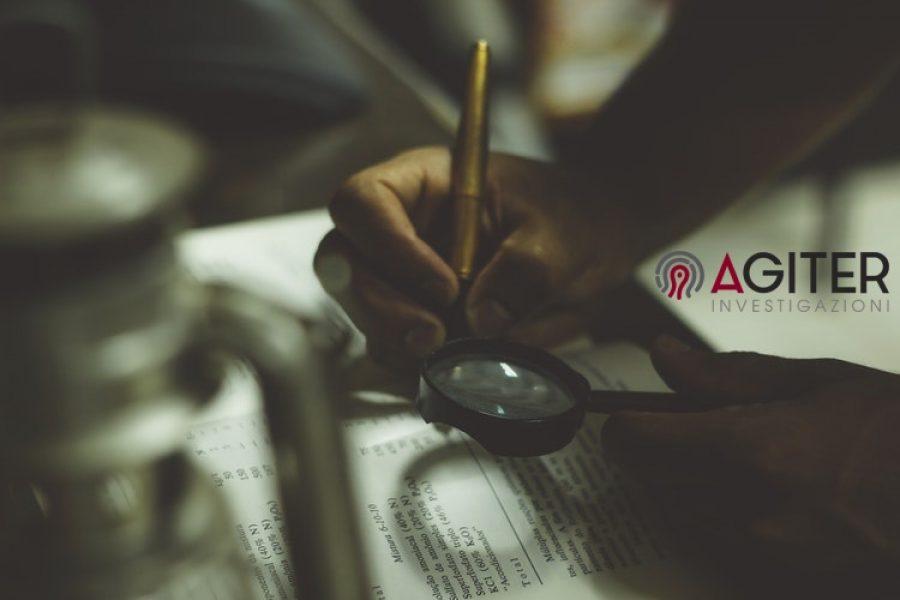 Investigatore privato per cosa chiedere una consulenza?