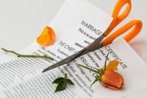 tipi di divorzio